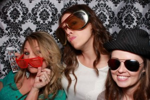 flagstaff photo booth rental with props