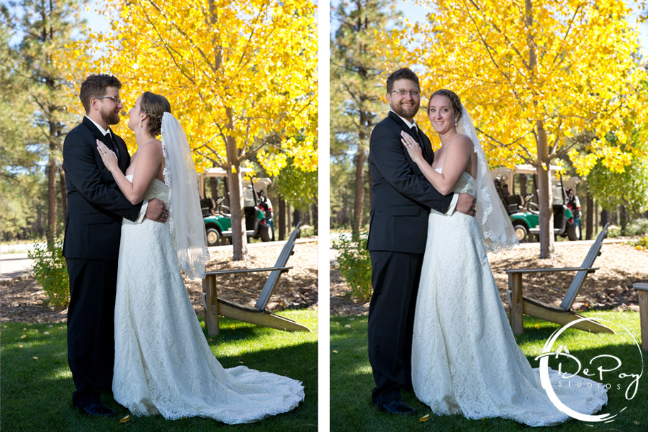 Jewish wedding photographer, photography, image, Flagstaff, DePoy Studios